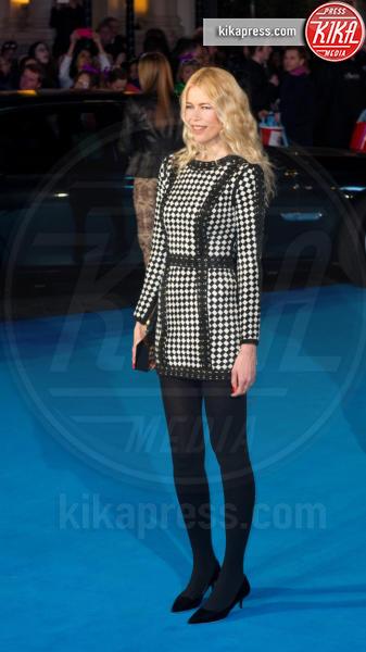 Claudia Schiffer - Londra - 17-03-2016 - Eddie the Eagle, le star sono Hugh Jackman e Claudia Schiffer