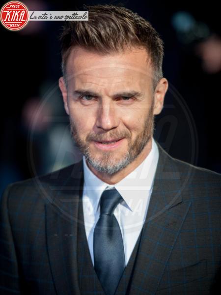 Gary Barlow - Londra - 17-03-2016 - Eddie the Eagle, le star sono Hugh Jackman e Claudia Schiffer