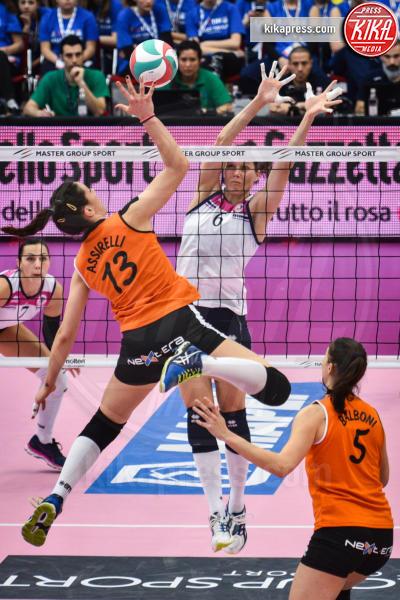 Coppa Italia Volley, Coppa Italia - Ravenna - 20-03-2016 - Vince la Coppa Italia e... una promessa di matrimonio!