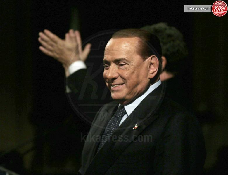 Silvio Berlusconi - Palermo - 19-03-2016 - Silvio Berlusconi ricoverato per scompenso cardiaco