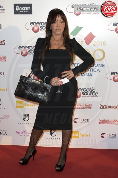 Vera Gemma - Roma - 22-03-2016 - Vera Gemma difende Asia Argento: