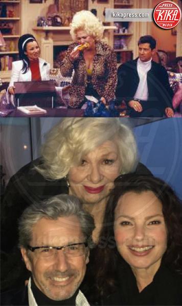 Renèe Taylo, Charles Shaughnessy, Fran Drescher - 23-03-2016 - Gli attori della Tata festeggiano i 21 anni della serie