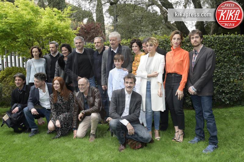 Una pallottola nel cuore 2, Cast - Roma - 01-04-2016 - Gigi Proietti torna in TV con Una pallottola nel cuore 2