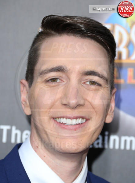 Oliver Phelps - Universal City - 05-04-2016 - Steven Spielberg inaugura il Wizarding World of Harry Potter