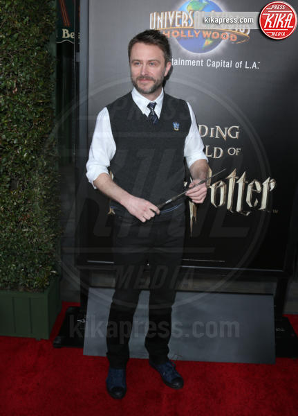 Chris Hardwick - Universal City - 05-04-2016 - Steven Spielberg inaugura il Wizarding World of Harry Potter