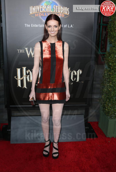 Lydia Hearst - Universal City - 05-04-2016 - Steven Spielberg inaugura il Wizarding World of Harry Potter