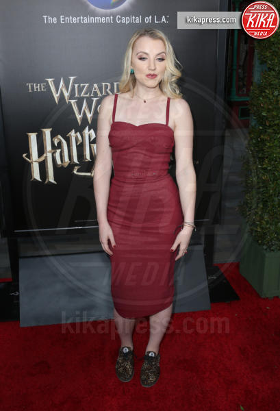 Evanna Lynch - Universal City - 05-04-2016 - Steven Spielberg inaugura il Wizarding World of Harry Potter