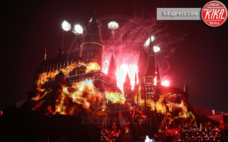 Atmosphere - Universal City - 05-04-2016 - Steven Spielberg inaugura il Wizarding World of Harry Potter