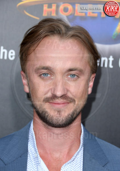 Tom Felton - Universal City - 05-04-2016 - Steven Spielberg inaugura il Wizarding World of Harry Potter