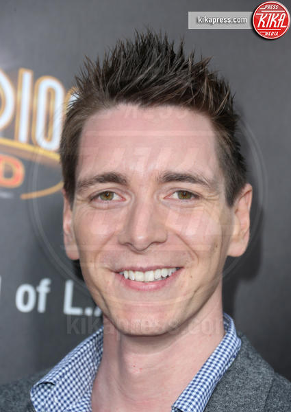 James Phelps - Universal City - 05-04-2016 - Steven Spielberg inaugura il Wizarding World of Harry Potter