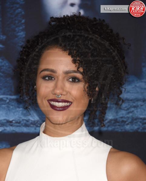 Nathalie Emmanuel - Hollywood - 10-04-2016 - Il Trono di Spade 6: le foto della premiere americana