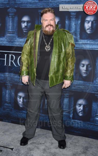 Kristian Nairn - Hollywood - 10-04-2016 - Il Trono di Spade 6: le foto della premiere americana