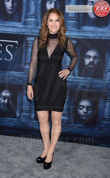 Amy Brenneman - Hollywood - 10-04-2016 - Il Trono di Spade 6: le foto della premiere americana