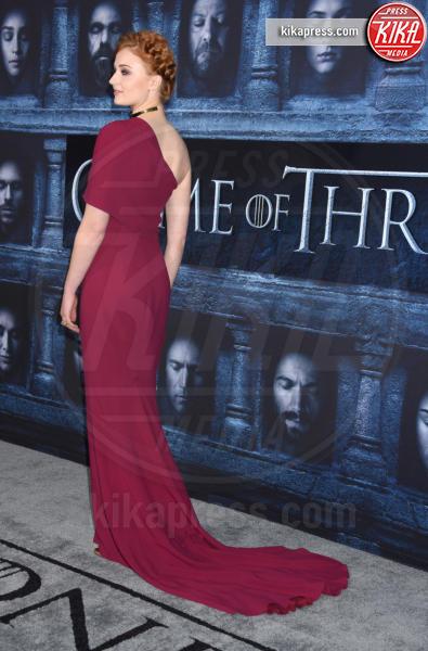 Sophie Turner - Hollywood - 10-04-2016 - Il Trono di Spade 6: le foto della premiere americana