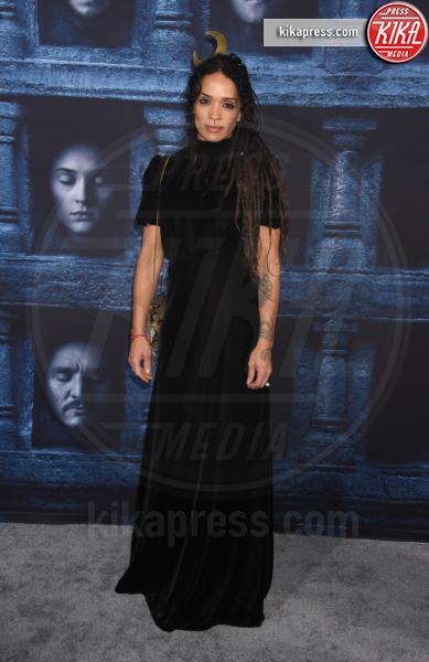 Lisa Bonet - Hollywood - 10-04-2016 - Il Trono di Spade 6: le foto della premiere americana