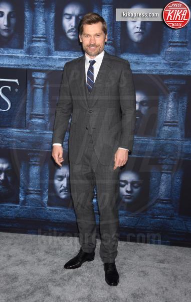 Nikolaj Coster-Waldau - Hollywood - 10-04-2016 - Il Trono di Spade 6: le foto della premiere americana
