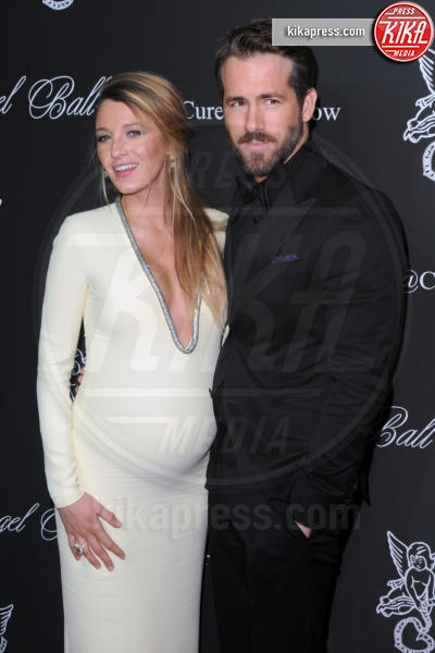 Blake Lively, Ryan Reynolds - Manhattan - 20-10-2014 - Ryan Reynolds: