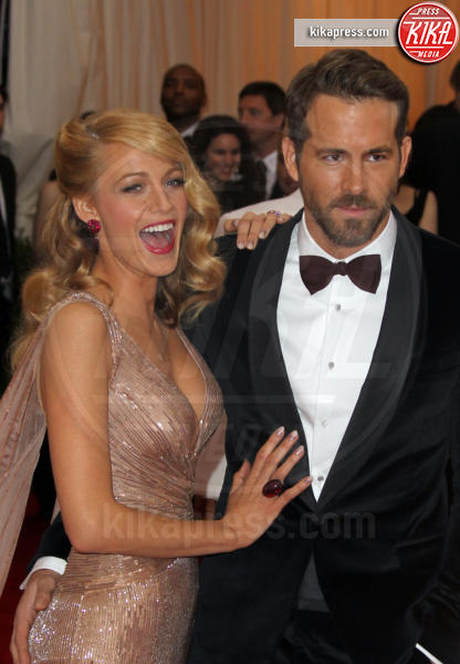 Blake Lively, Ryan Reynolds - New York - 05-05-2014 - Ryan Reynolds: