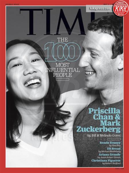 Priscilla Chan, Mark Zuckerberg - Hollywood - 22-04-2016 - Mr. Facebook fa bis, Mark Zuckerberg aspetta il secondo figlio