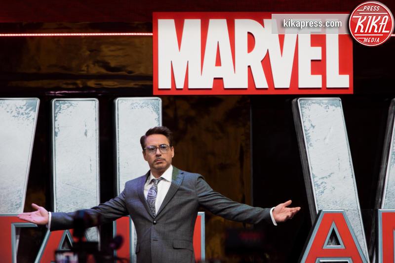 Robert Downey Jr - Londra - 26-04-2016 - Robert Downey Jr. lavora a una serie tv su Perry Mason