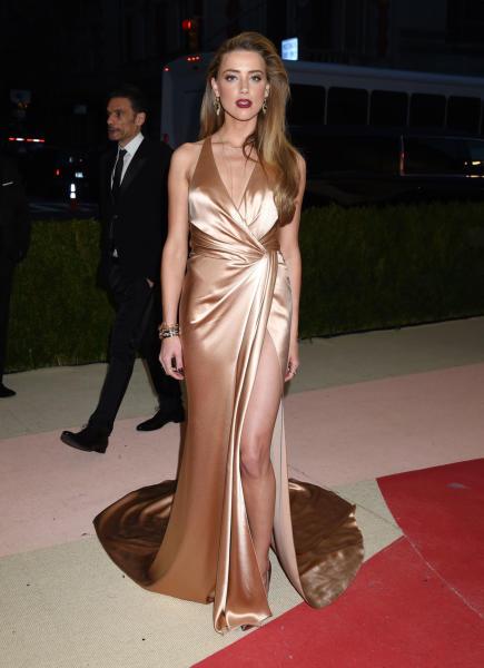 Amber Heard - New York - 02-05-2016 - Taylor Swift argento vivo ai MET Gala 2016