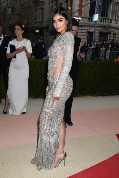 Kylie Jenner - New York - 02-05-2016 - Taylor Swift argento vivo ai MET Gala 2016