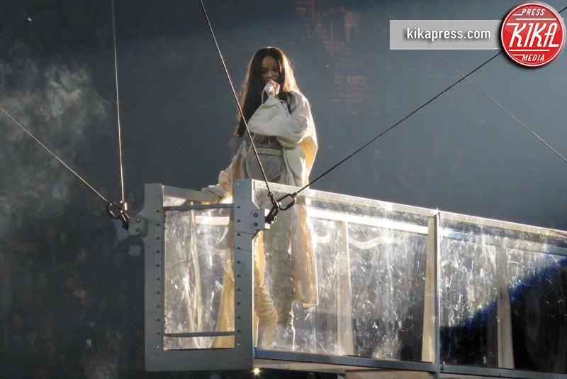 Rihanna - Los Angeles - 03-05-2016 - Rihanna è arrivata a Milano per l'Anti World Tour