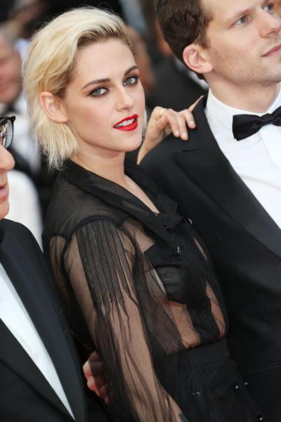 Kristen Stewart - Cannes - 11-05-2016 - Cosa hanno in comune Scarlett Johansson e Cristina Parodi?