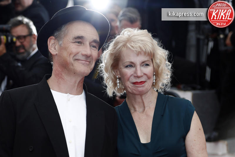 Claire van Kampen, Mark Rylance - Cannes - 14-05-2016 - Cannes 2016: protagonista è il pancione di Blake Lively