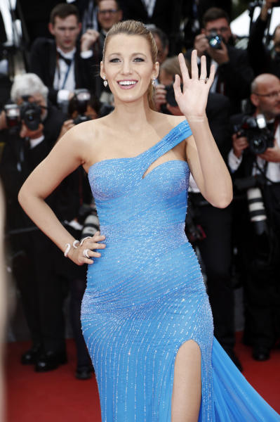 Blake Lively - Cannes - 14-05-2016 - Cannes 2016: protagonista è il pancione di Blake Lively