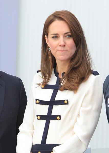 Kate Middleton - Portsmouth - 20-05-2016 - Cosa hanno in comune Scarlett Johansson e Cristina Parodi?
