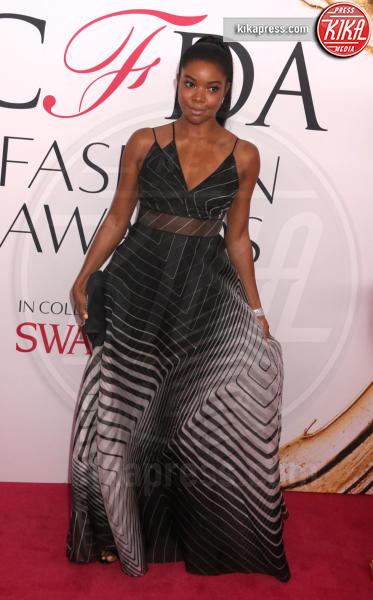 Gabrielle Union - New York - 06-06-2016 - CFDA Fashion Awards 2016: un tripudio di nero e argento!