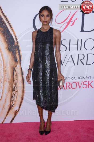 Jasmine Tookes - New York - 07-06-2016 - CFDA Fashion Awards 2016: un tripudio di nero e argento!