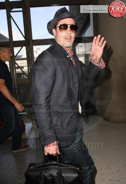 Brad Pitt - Los Angeles - 15-06-2016 - Brad Pitt, la polizia continua a indagare per maltrattamenti