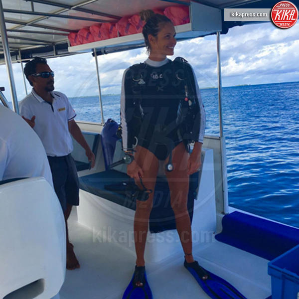 Elle Macpherson - Capri - 21-06-2016 - Bikini hot e vacanze: Cecilia Capriotti, così non c'è gara!
