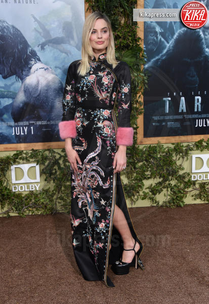 Margot Robbie - Hollywood - 27-06-2016 - The Legend of Tarzan: la premiere mondiale a Los Angeles