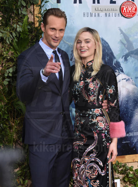 Margot Robbie, Alexander Skarsgard - Hollywood - 27-06-2016 - The Legend of Tarzan: la premiere mondiale a Los Angeles