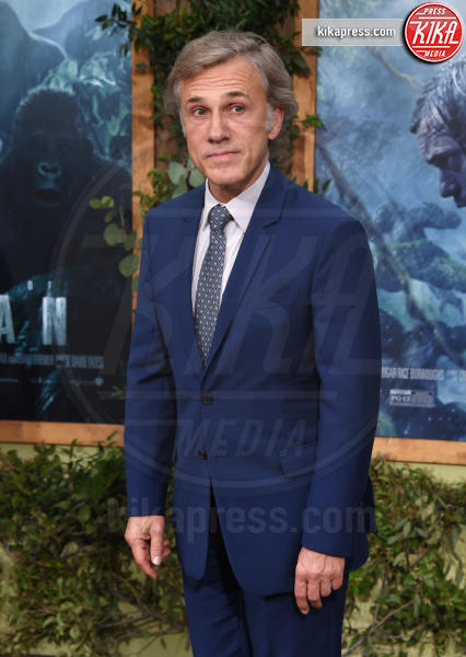 Christoph Waltz - Hollywood - 27-06-2016 - The Legend of Tarzan: la premiere mondiale a Los Angeles