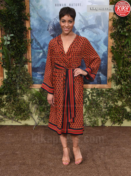 Cush Jumbo - Hollywood - 27-06-2016 - The Legend of Tarzan: la premiere mondiale a Los Angeles