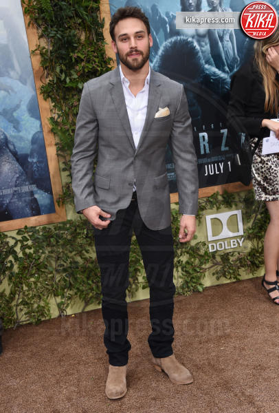 Ryan Guzman - Hollywood - 27-06-2016 - The Legend of Tarzan: la premiere mondiale a Los Angeles