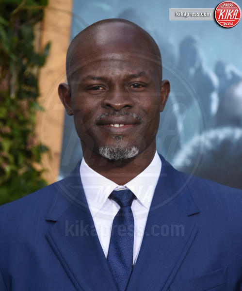 Djimon Hounsou - Hollywood - 27-06-2016 - The Legend of Tarzan: la premiere mondiale a Los Angeles