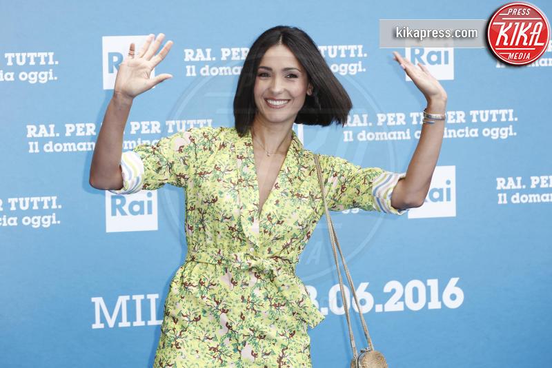 Caterina Balivo - Milano - 28-06-2016 - Balivo: tra i fan dei piedi e il parto c'è la promozione