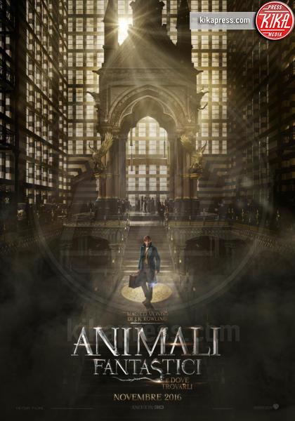 Animali Fantastici e Dove Trovarli - 29-06-2016 - Animali Fantastici e dove trovarli: finalmente il trailer!