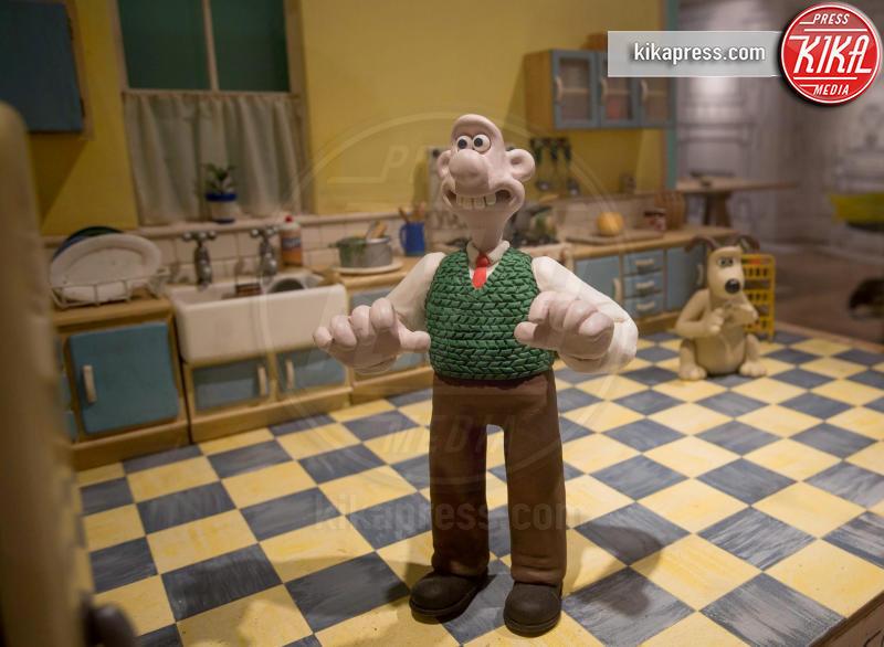 Wallace e Gromit - Sussex - 22-05-2014 - La colazione è pronta: ci pensa la breakfast machine!
