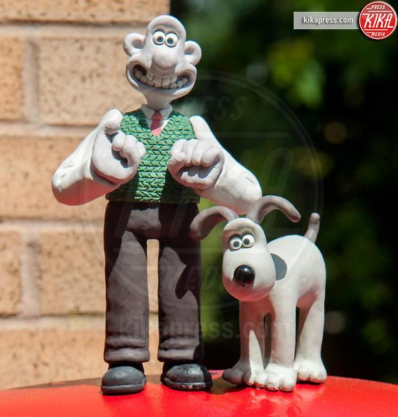 Wallace e Gromit - Sussex - 08-06-2015 - La colazione è pronta: ci pensa la breakfast machine!