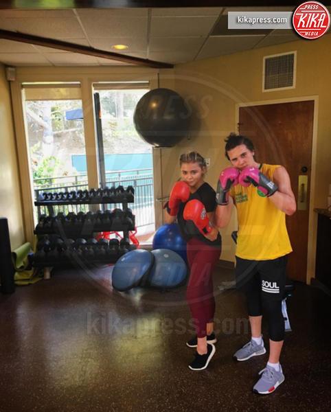 Chloe Grace Moretz, Brooklyn Beckham - 06-07-2016 - Chloë Grace Moretz e Brooklyn Beckham e l'amore nato in palestra