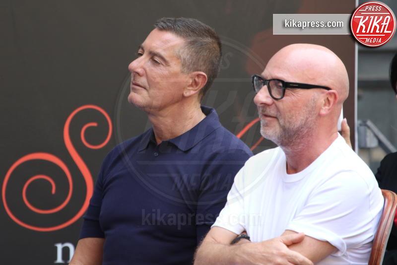 Dolce, Gabbana, Stefano Gabbana, Domenico Dolce - Napoli - 09-07-2016 - Dolce e Gabbana vendono la splendida villa di Stromboli