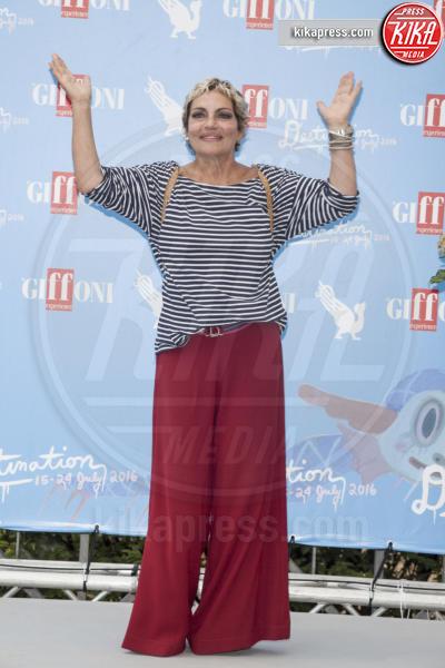 Cristina Donadio - Giffoni Valle Piana - 17-07-2016 - Giffoni Film Festival, è il Gomorra day
