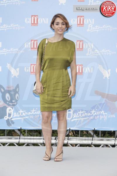 Cristiana Dell'Anna - Giffoni Valle Piana - 17-07-2016 - Giffoni Film Festival, è il Gomorra day