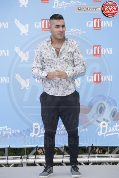 Carmine Monaco - Giffoni Valle Piana - 17-07-2016 - Giffoni Film Festival, è il Gomorra day